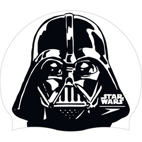 speedo Star Wars Slogan Print Gorra, white/black